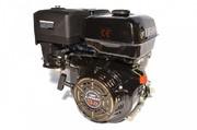 Двигатель Lifan 190F вал 25 мм катушка 3 Ампера