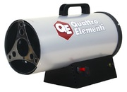 Газовая тепловая пушка QUATTRO ELEMENTI QE-12G